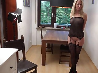 German mother I'd disposed to to mad about POV Anal