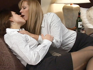 Nicole Moore & Emily Parker there Lesbian Seductions #18, Scene #02