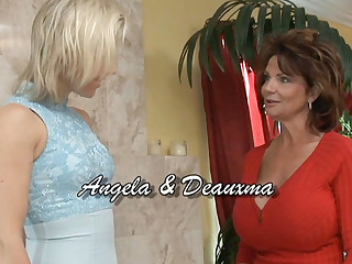 Deauxma & Angela Stone forth Lesbian Seductions #17, Chapter #04