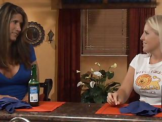 Torri Secret & Kelly Kayne far Of a female lesbian Triangles #10