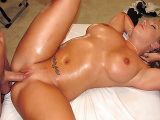 Heather Summers in Busty Blonde Tit Massage - PornPros Integument