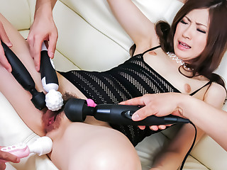 Frying Japanese slut Rina Koda yon Whack JAV uncensored Blowjob scene