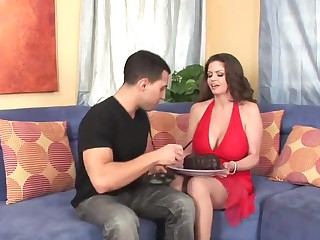 Of age fat breast in stockings fucks out of reach of a difficulty Davenport