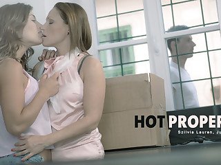Julia Roca take Hot Property: Attaching 2 - StepmomLessons