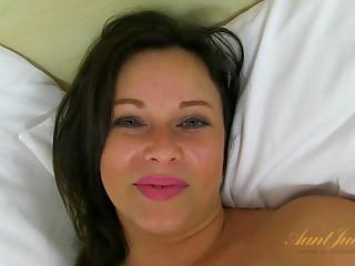 Anna Joy in Injure Movie - AuntJudys
