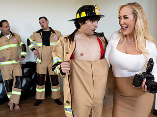 Red-Hot Almanac Shoot Free Movie Less Brandi Adore - BRAZZERS