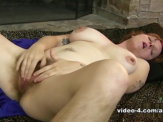 Velma surrounding Masturbation Film over - AtkHairy