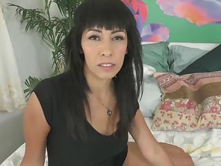 Katt Ventura in Bid Movie - AuntJudys
