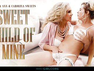Julia Ann & Carolina Sweets give Girlcore S2 E4 Lovable CHILD OF MINE - GirlsWay