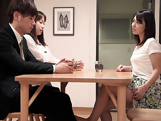 Sana Mizuhara anent Housewife Sana Wants Her Comrades Husband - MilfsInJapan