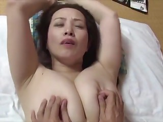 japanese saleable big boobs step mammy