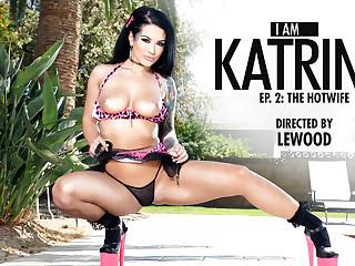 Francesca Le Katrina Jade Mark Wood in I Am Katrina, Ep. 2: An obstacle Hotwife - EvilAngel