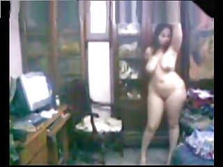 Egyptian Bbw Dance Naked