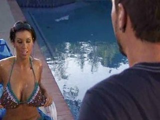 Pool fuck with Dylan Ryder