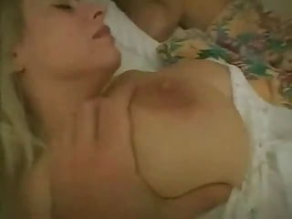 Mature  woman fuck a guy  in her dream