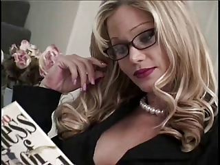 Desperate Big Titted Cougar Fucked Hard Anally