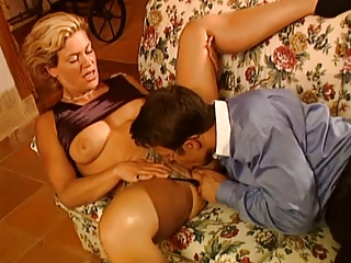 German Milf DP