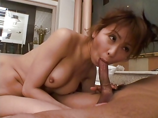 Hot Japanese MILF close to Fantastic Nipples C95