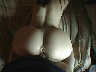 Homemade mature MILF POV