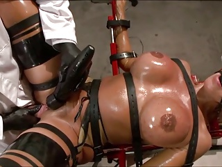 Ava Devine in punishment for faithlessness