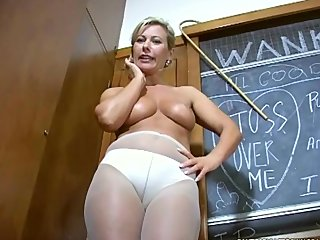 Super Milf Tracey Coleman Coitus Ed Class