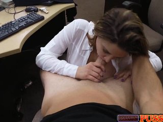 Cougar gets young stud at action