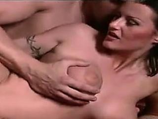 Busty Slut In Pantyhose