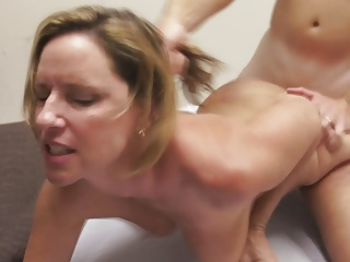 milf teachers young man how to fuck