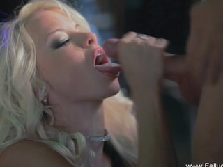 MILF Sweetheart CFNM Blowjob