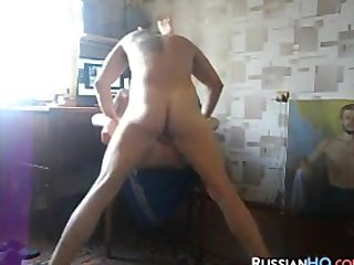 Russian Slut Sporadic out of order Together with Fucked