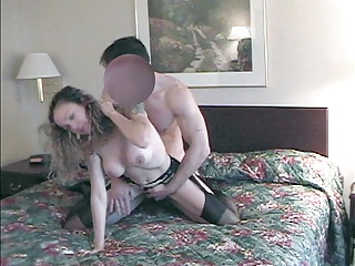 MILF Origination with a Motel Surprise