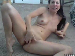 Sexy Italian milf hunt down ingress Gianna