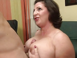 Italian MILF With Expansive Confidential