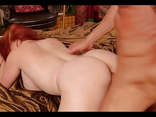 Chubby Red Enthusiast Milf Major Discretion