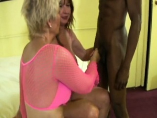 Interracial mature swingers sex