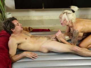 Nuru Massage - My Step-Son