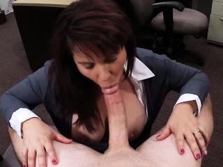 The man milf pawns their way pussy and pounded for their way hubbys mortgage